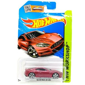 Aston Marin DBS 1/64 Hot Wheels
