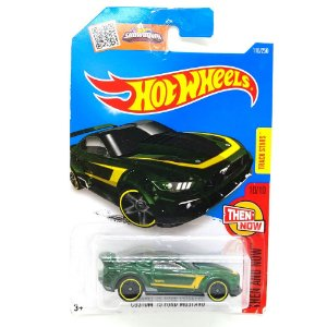 Custom Ford Mustang 2015 1/64 Hot Whee