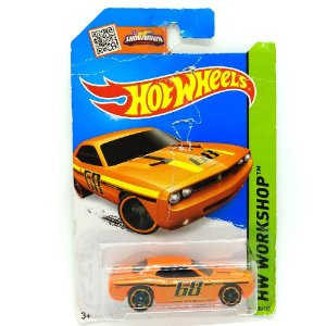 Dodge Challenger Concept 1/64 Hot Wheels
