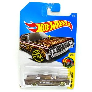 Lincoln Continental 1964 1/64 Hot Wheels