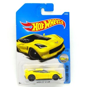 Corvette C7 Z06 1/64 Hot Wheels