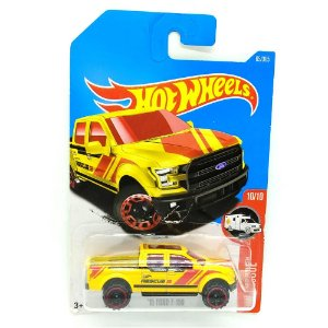 Ford F-150 2015 1/64 Hot Wheels