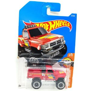 Toyota Pickup Truck 1987 1/64 Hot Wheels
