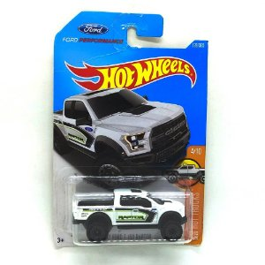 Ford F-150 Raptor 2017 1/64 Hot Wheels