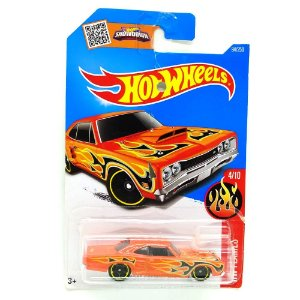 Dodge Coronet Superbee 1/64 Hot Wheels