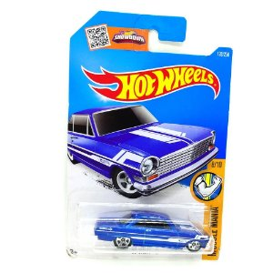 Chevy II 1963 1/64 Hot Wheels