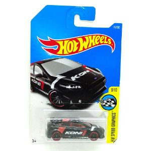 Ford Focus RS 1/64 Hot Wheels