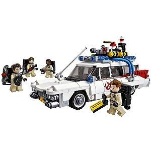 Ecto-1 Os Caça Fantasmas Ghostbusters Lego 21108