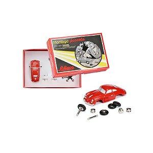 Porsche 356 Montage 1/90 Schuco Piccolo