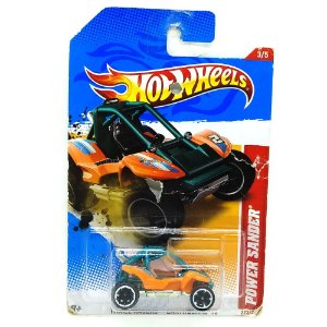 Thrill Racers - Earthquake 1/64 Hot Wheels