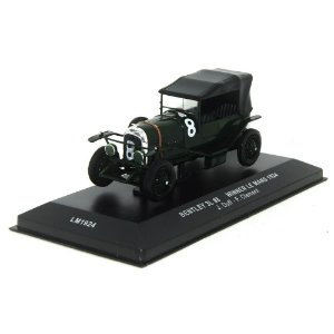 Bentley 3 Litre Sport Vencedor Le Mans 1924 1/43 Ixo