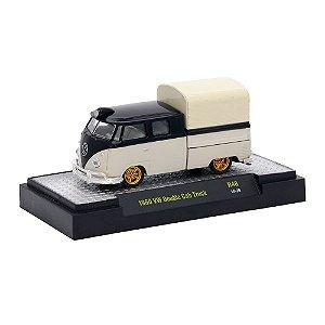Volkswagen Kombi Cabine Dupla 1960 1/64 M2 Machines Auto Trucks R48