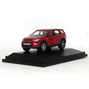 Land Rover Discovery Sport Firenze Red 1/76 Oxford