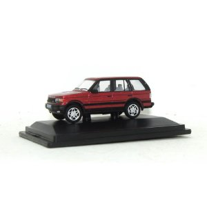 Range Rover P38 Rioja Red 1/76 Oxford