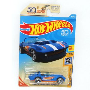 Corvette Grand Sport Roadster 1/64 Hot Wheels