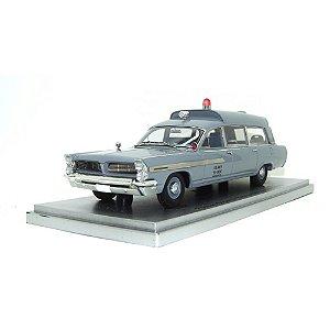 Pontiac Superior Bonneville JFK Ambulância 1963 1/43 Kess