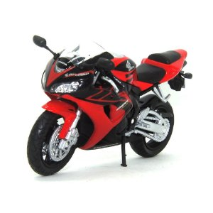 Moto Honda CBR 1000 RR 1/18 Welly California Cycle