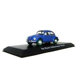 Volkswagen Fusca Da Fino´s The Big Lebowski Green Machine 1/43 Greenlight