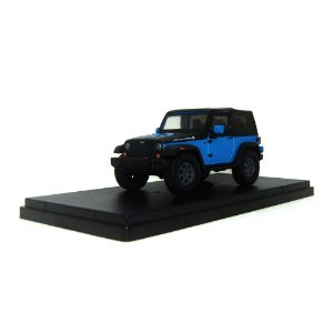 Jeep Wrangler 2010 All-Terrain 1/43 Greenlight