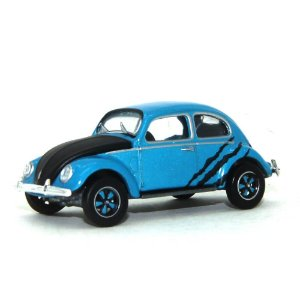Volkswagen Fusca Vidro Dividido 1950 1/64 Califórnia Collectibles 64
