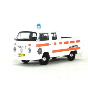 Volkswagen Kombi Type 2 Cabine Dupla Pick Up 1977 1/64 Greenlight Califórnia Collectibles 64
