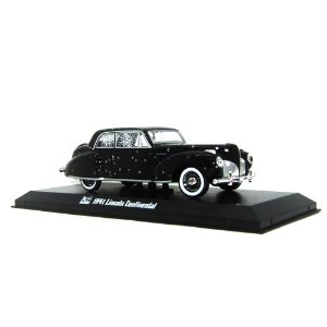 "1941 Lincoln Continental ""Bullet Damage"" 1/43 Greenlight"