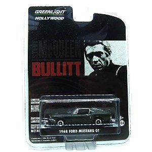 Ford Mustang GT 1968 Bullitt 1/64 Greenlight