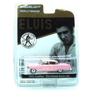 Cadillac Fleetwood Series 60 Elvis Presley 1/64 Greenlight
