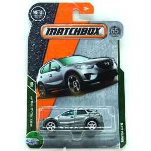 Mazda CX-5 MBX Road Trip 1/64 Matchbox