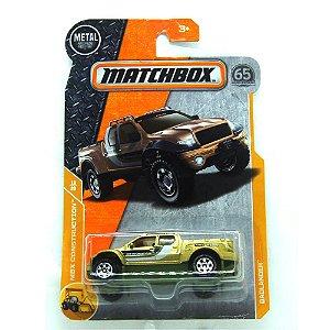 Badlander Pick Up MBX Construction 1/64 Matchbox