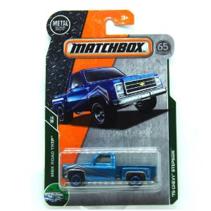 Chevrolet Stepside 1975 MBX Road Trip 1/64 Matchbox