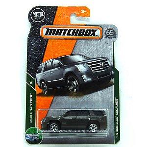 Cadillac Escalade 2015 MBX Road Trip 1/64 Matchbox