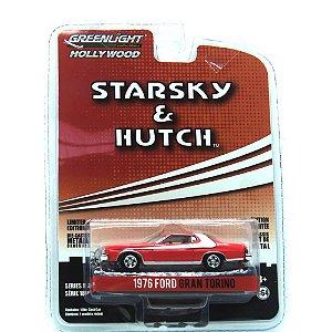 Ford Gran Torino 1976 Starsky & Hutch 1/64 Greenlight