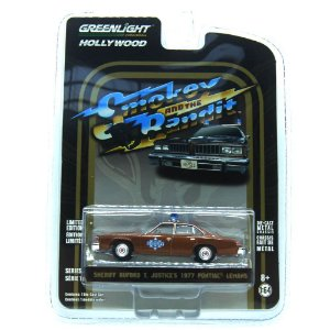 Pontiac Lemans Sheriff Buford T. Justices 1/64 Greenlight