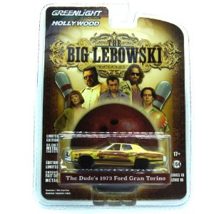 Ford Gran Torino The Dude´s The Big Lebowski 1/64 Greenlight