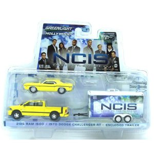 Kit NCIS Hollywood 1/64 Greenlight