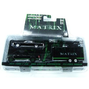 Kit Matrix Hollywood 1/64 Greenlight