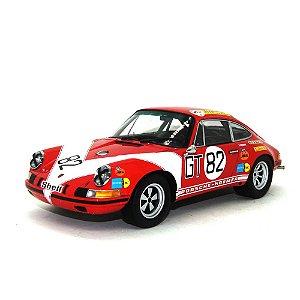 Porsche 911 S Kremer Racing 82 Vencedor 1000 Km ADAC 1971 1/18 Minichamps