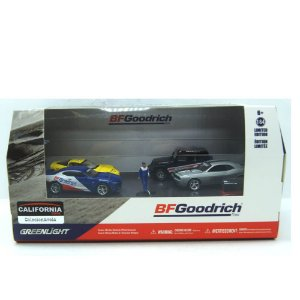 Diorama BFGoodrich Performance Tire Shop 1/64 Greenlight
