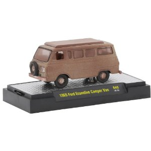 Ford Econoline Camper Van Auto-Projects R40 1/64 M2 Machines