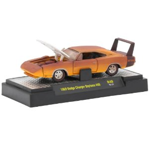 Dodge Charger Daytona 440 1969 Auto-Project R40 1/64 M2 Machines