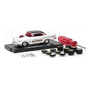 Chevrolet Bel Air 1957 Auto Wheels 05 1/64 M2 Machines