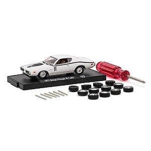 Dodge Charger R/T 383 1971 Auto Wheels 05 1/64 M2 Machines