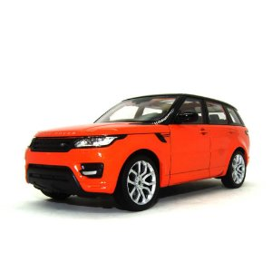 Range Rover Sport Nex Models 1/24 Welly