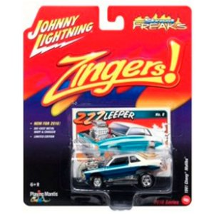 Chevy Malibu 1981 Zingers! 1/64 Johnny Lightning