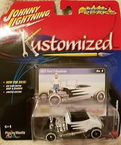 Ford T-Roadster 1927 Kustomized 1/64 Johnny Lightning