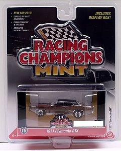 Plymouth GTX 1971 Racing Champions Mint 1/64Johnny Lightning