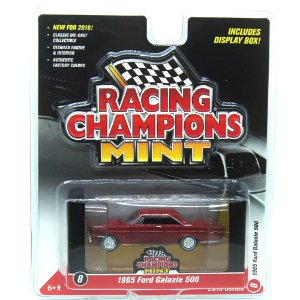 Ford Galaxie 500 1965 Racing Champions Mint 1/64 Johnny Lightning