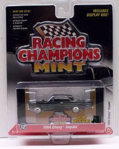 Chevy Impala 1964 Racing Champions Mint 1/64 Johnny Lightning