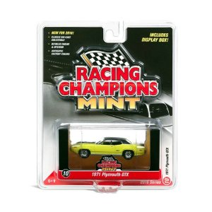 Plymouth GTX 1971 Racing Champions Mint 1/64Johnny Lightning